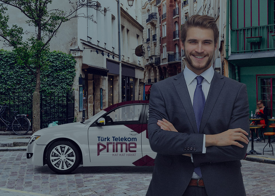 Türk Telekom Prime Özel Hizmet Ekibi