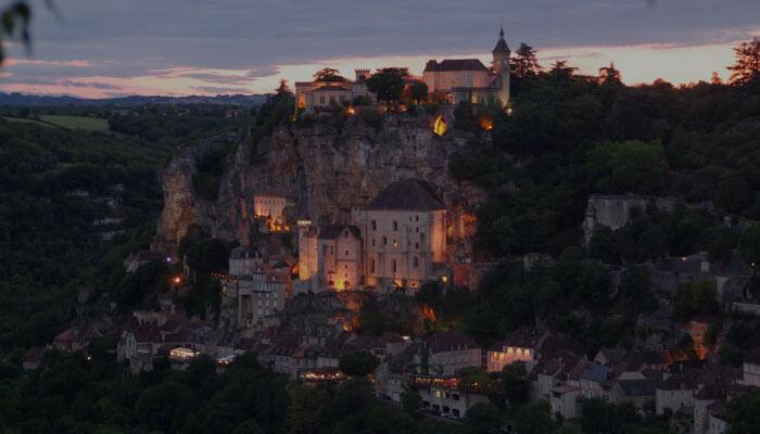 Fransa Rocamadour